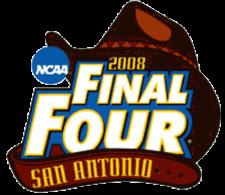 2008 Final Four Logo