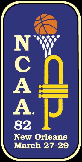 Final Four Logo 1982