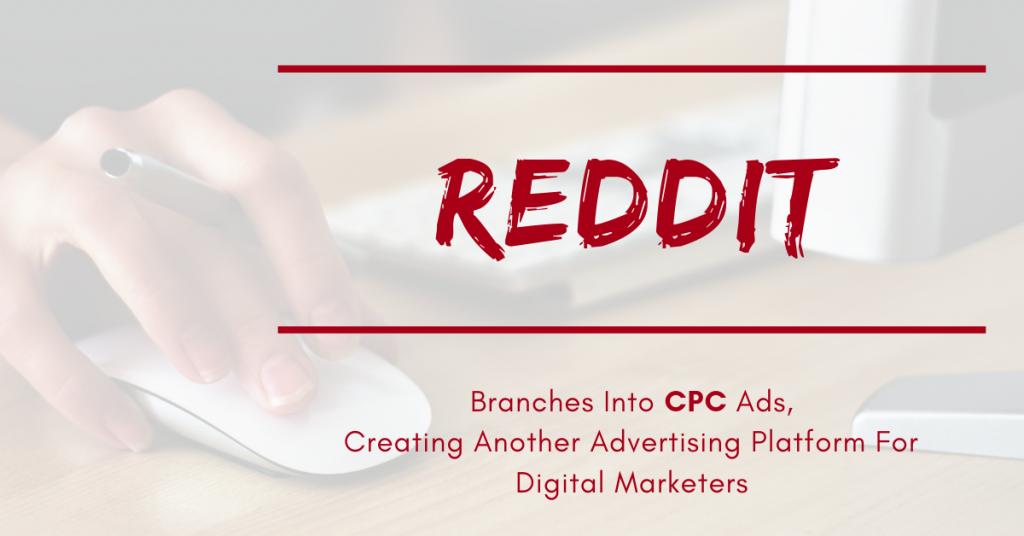 Reddit CPC ads