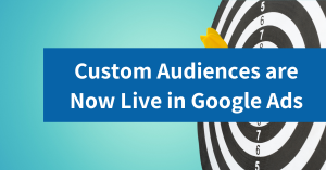 custom audiences in google ads