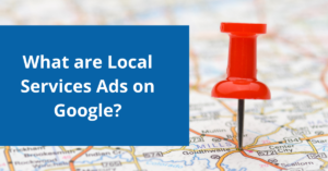 What are local services ads on Google?